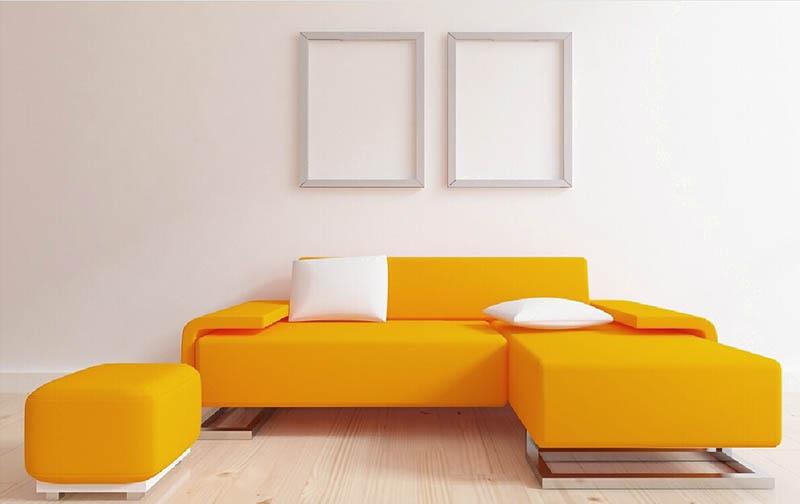 Wandfarbe sisal kombinieren