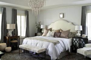 Изголовье кровати на заказ Provence