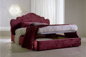 Варианты оснований кровати