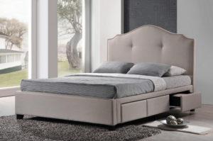 Основание кровати с выдвижными бельевыми ящиками
