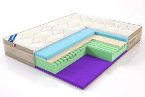 Латексный Ортопедический матрас для кровати