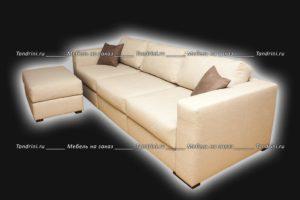Модульные угловые диваны и прямые диваны на заказ