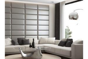 Мягкие стеновые панели для домашнего кинотеатра